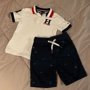 Tommy Hilfiger Short Set